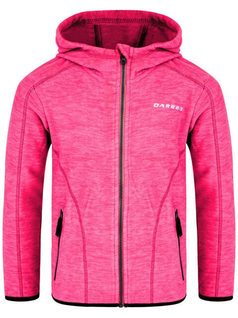 Dare 2b Entreat II Fleece Jacket Kids Neon Pink
